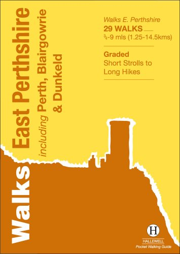 9781872405186: Walks East Perthshire