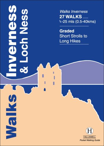 9781872405230: Walks Inverness and Loch Ness