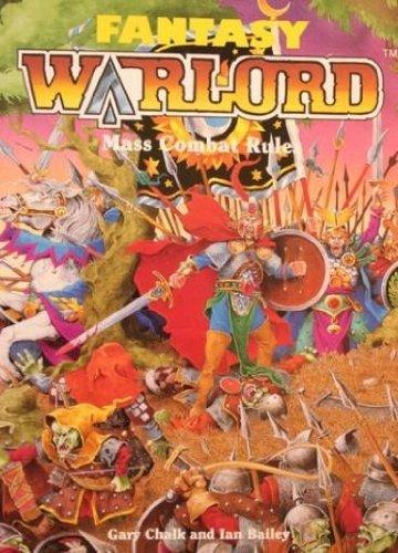 9781872488004: Fantasy Warlord: Mass Combat Rules