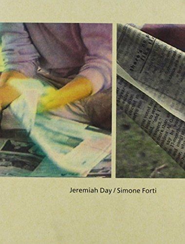 9781872493244: Jeremiah Day/Simone Forti