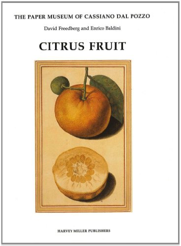 9781872501888: Citrus Fruit (HMPMB 1) (THE PAPER MUSEUM OF CASSIANO DAL POZZO. SERIES B: NATURAL HISTORY)
