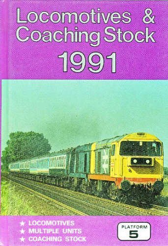 9781872524269: Locomotives & Coaching Stock 1991