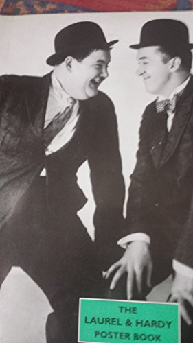9781872532349: The Laurel & Hardy Poster Book