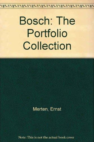 9781872532455: Bosch: The Portfolio Collection