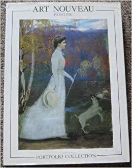 9781872532479: Art Nouveau Graphic Art: The Portfolio Collection