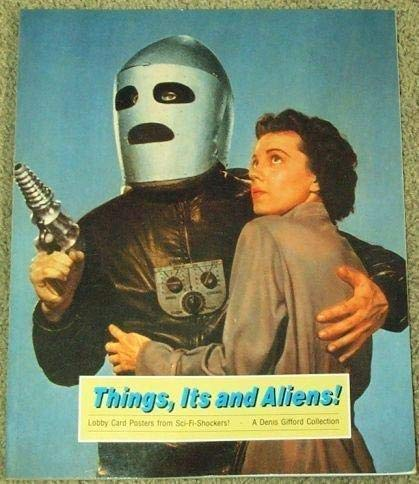9781872532585: Things, Its and Aliens! Lobby Card Posters from Sci-Fi Shockers!
