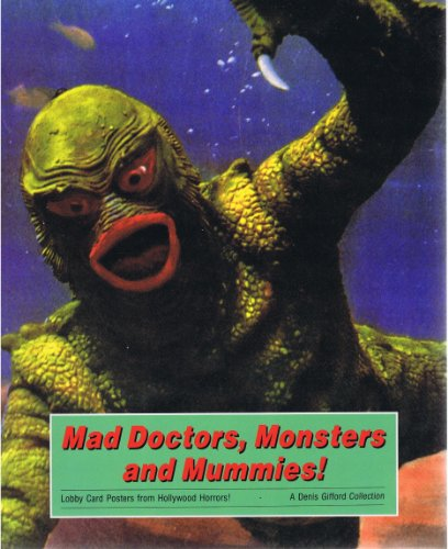 9781872532592: Mad Doctors, Monsters and Mummies