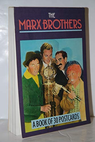9781872532769: The Marx Brothers: A Book of 30 Postcards