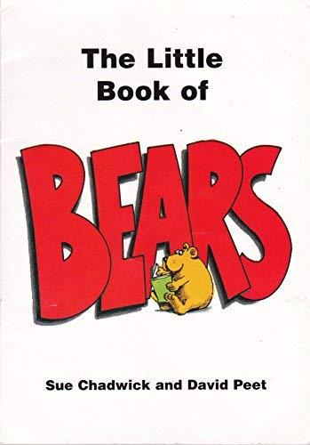 9781872547374: Little Book of Bears