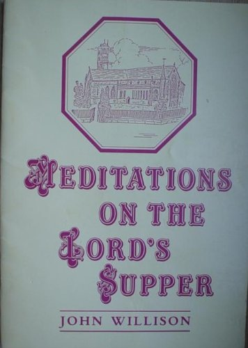 9781872556000: Meditations on the Lord's Supper