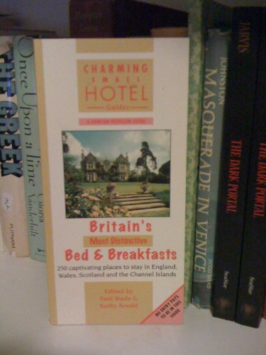 Britain's Most Distinctive Bed and Breakfast (Charming: Wade, Paul