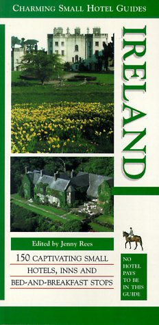 9781872576954: Ireland (Charming Small Hotel Guides)