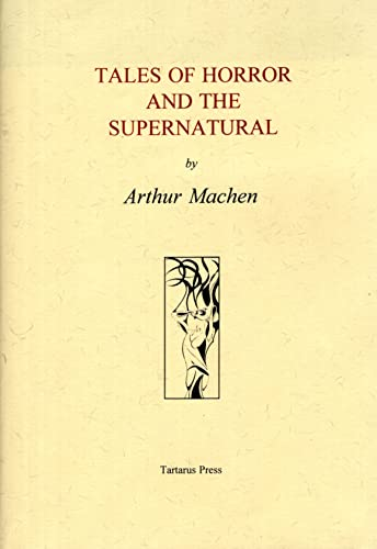 9781872621258: Tales of Horror and the Supernatural