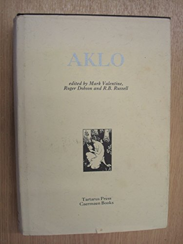 9781872621326: Aklo: A Volume of the Fantastic