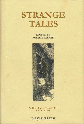 STRANGE TALES: Parker Rosalie (Editor)