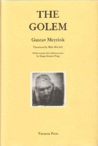 9781872621852: The Golem