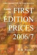 Guide to First Edition Prices 2006/7