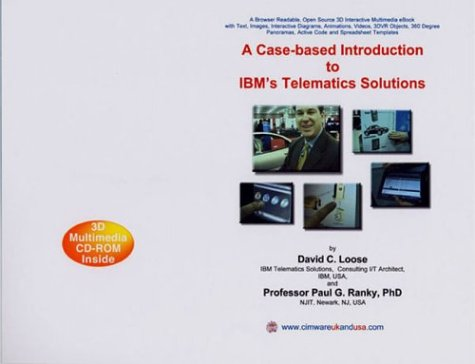 9781872631738: A Case-based Introduction to IBM's Telematics Solutions