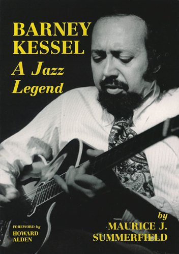 9781872639697: Barney Kessel: A Jazz Legend