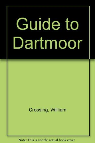 9781872640181: Guide to Dartmoor
