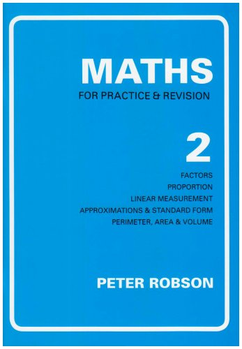 9781872686097: Maths for Practice and Revision, Book 2 : Bk. 2