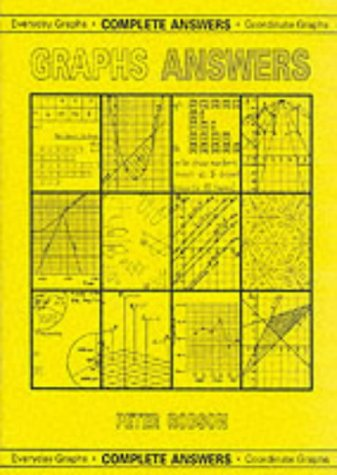 9781872686165: Graphs Answers: Complete Answers, Everyday Graphs/Coordinate Graphs
