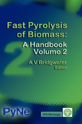Fast Pyrolysis of Biomass: A Handbook Volume 2 (v. 2)