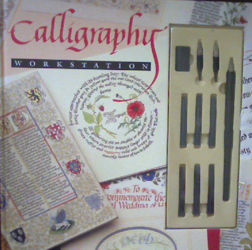 Calligraphy Workstation with Pens: Hanson, Manda