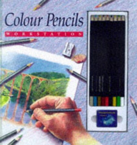 9781872700144: Colour Pencils Workstation