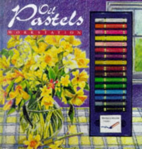 Oil Pastels Workstation (1872700152) by Jane Hughes