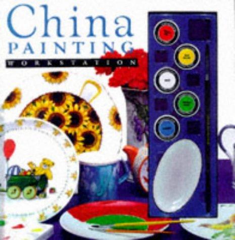 China Painting Workstation (1872700209) by Hannah Davies
