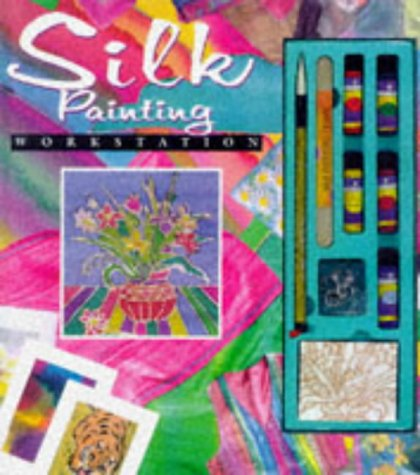 9781872700229: Silk Painting Workstation