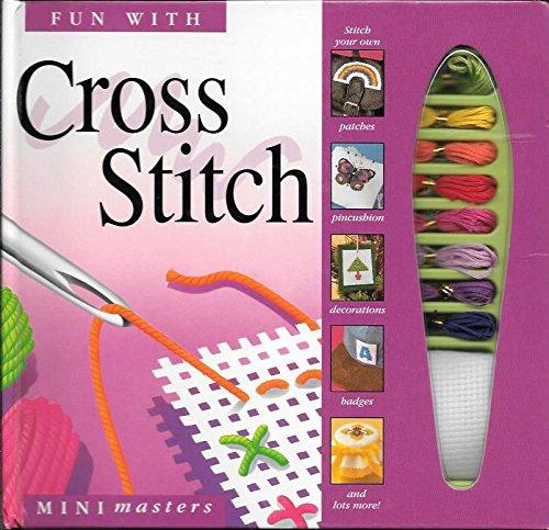 Minimasters: Cross Stitch (Mini Masters) (9781872700632) by Eaton, Jan