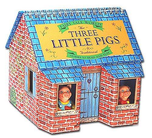 9781872700892: The Three Little Pigs (Fairytale World)