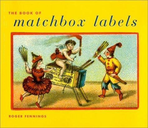 Book of Matchbox Labels: Roger Fennings
