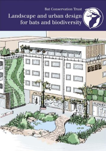 9781872745978: Landscape and Urban Design for Bats and Biodiversity