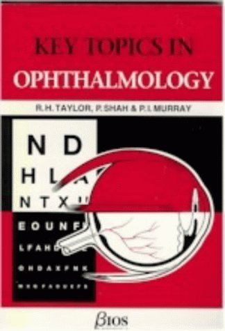 9781872748382: Key Topics in Ophthalmology (The Key Topics)