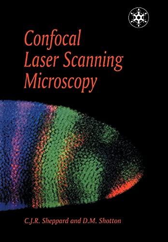 9781872748726: Confocal Laser Scanning Microscopy (Royal Microscopical Society Microscopy Handbooks)