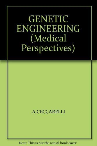 9781872748757: Genetic Engineering (Medical Perspectives)