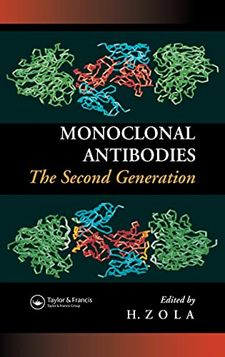 9781872748788: Monoclonal Antibodies: The Second Generation