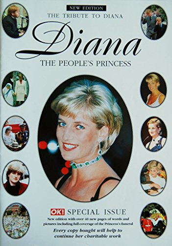 9781872766522: Tribute to Diana: The People's Princess