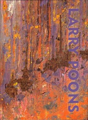Larry Poons: Five Decades (Hardback): David Ebony