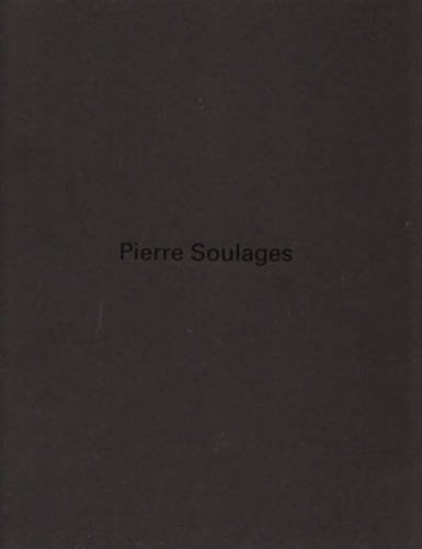 9781872784434: Pierre Soulages New Paintings