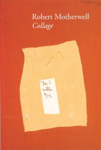 9781872784533: Robert Motherwell: Collage