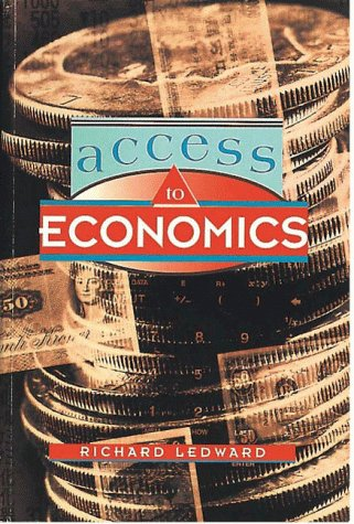 9781872807119: Access to Economics (Tudor Business Publishing)