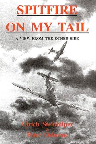 9781872836003: Spitfire on my Tail