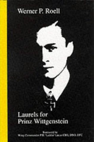 9781872836065: Laurels for Prinz Wittgenstein