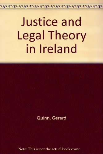 9781872853543: Justice and Legal Theory in Ireland
