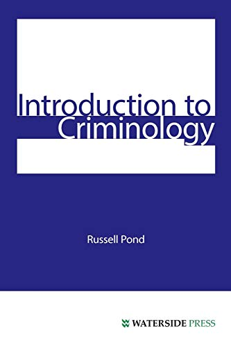9781872870427: Introduction to Criminology (Introductory Series)
