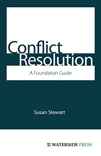 9781872870656: Conflict Resolution: A Foundation Guide